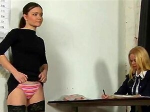 Undressed interview totally job