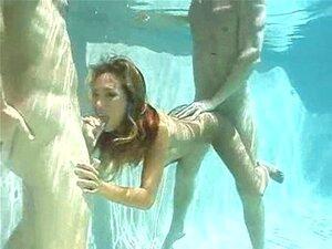 Celeb Nude Underwater Breath Holding Photos